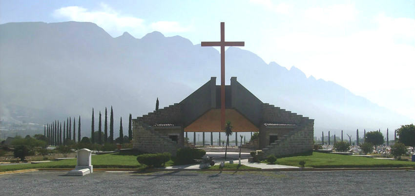 Santa Catalina Pantheon
